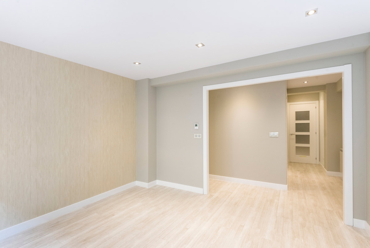 Reforma de un piso perfect reforma piso with reforma de - Pisos ensanche pamplona ...