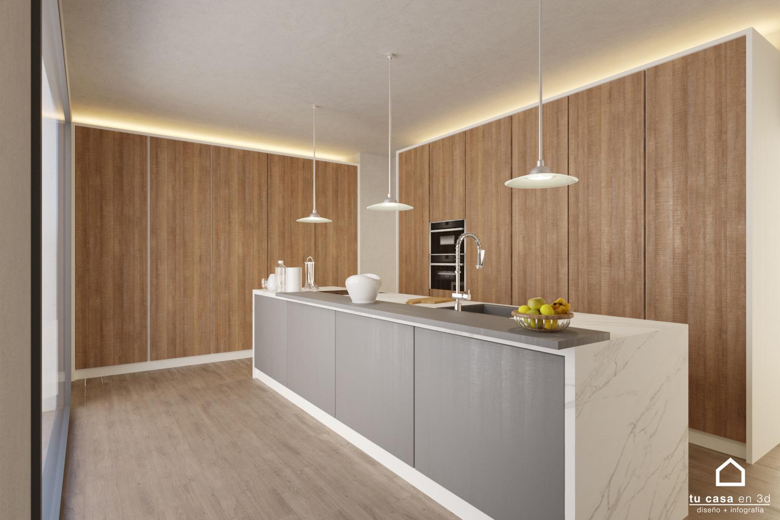 Excepcional Herramientas Gratuitas De Diseño De Cocina 3d Ornamento ...
