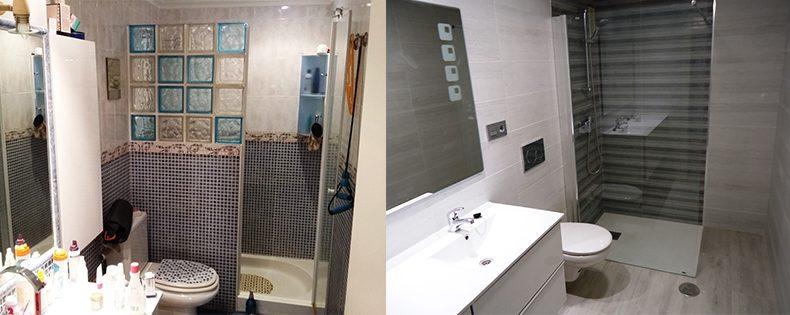 Ideas para cambiar bañera por plato de ducha y reformar tu baño ...
