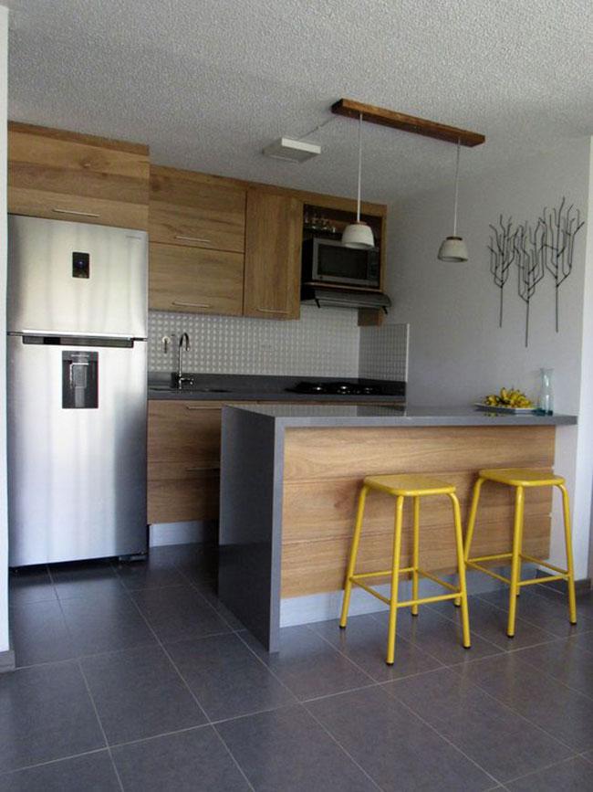 Ideas para reformar cocina pequeña – Your Home Building Company