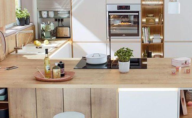 Reforma de cocina peque a en forma de u your home - Cocinas pequenas en forma de u ...