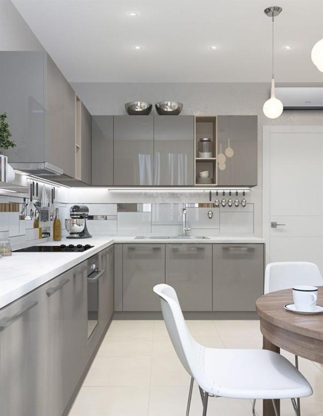 Reforma cocina en forma de l your home building company almoradi - Reforma integral cocina ...